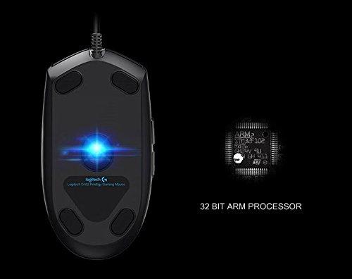 『Logitech G102 IC PRODIGY ゲーミングマウス オプティカル 6,000DPI, 16.8M Color LED Customizing, 6 Buttons -Bulk Package- [並行輸入品]』の4枚目の画像