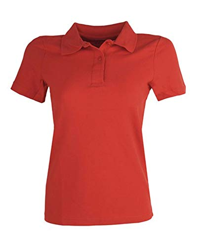 HKM Sports Equipment dames poloshirt Stedman blouse