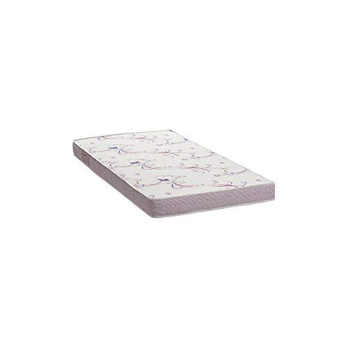 Colchão Infantil Espuma D20 Physical (12x70x150) Branco