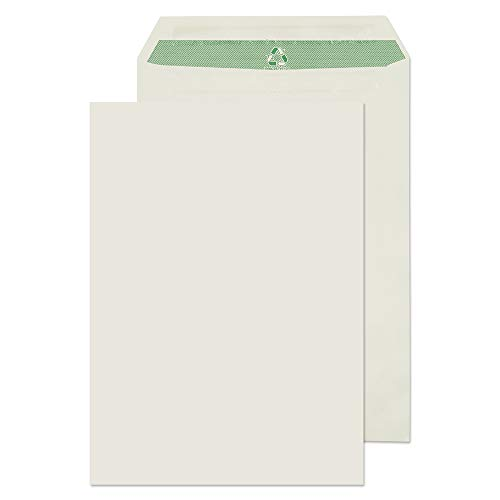 Blake Purely Environmental C4 324 x 229 mm Pocket Self Seal Envelope - Natural White (Pack of 250)