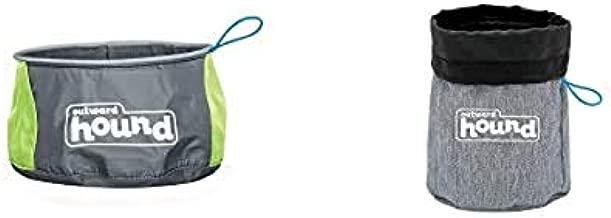 Outward Hound Port A Bowl & Treat Bag