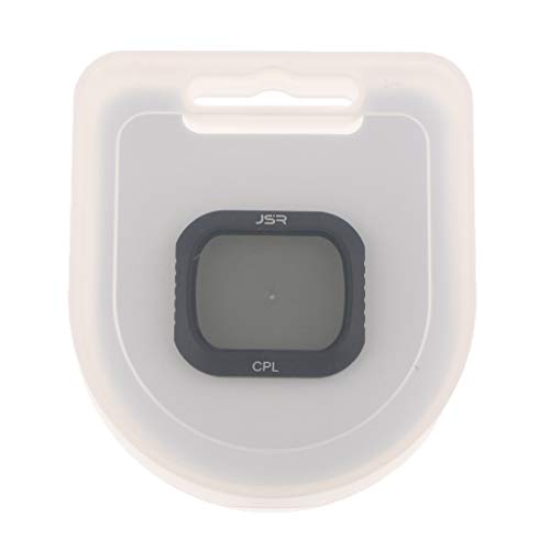 IPOTCH Set di Filtri per Lenti per Fotocamera CPL a Polarizzazione Circolare per Filtro DJI Mavic 2 PRO