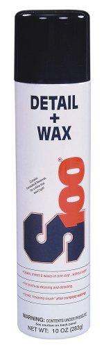 S100 18400A Detail and Wax Aerosol - 10 oz.