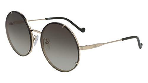 Liu Jo gafas de sol LJ121S 41755 717 oro gris tamaño de 58 mm de mujer