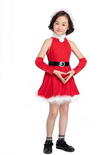 NNW Familie Uitgerust Volwassen Kinderen Kerstmis Kerstmis Kerst Feestjurk De Haarlamp Prestaties Kostuums Cosplay