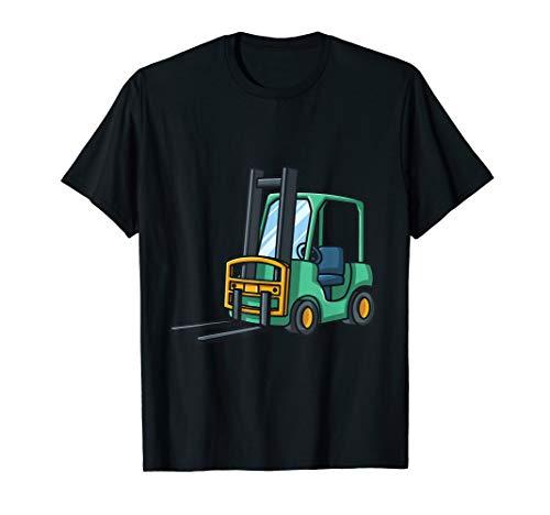 Gabelstapler Spielzeug Bruder Jungen Kinder Junge fahren T-Shirt