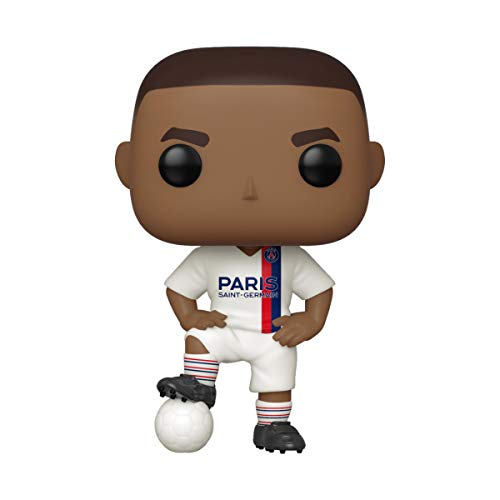 Funko Pop! Figurine en Vinyle Football: PSG - Kylian Mbappé (Third Kit)