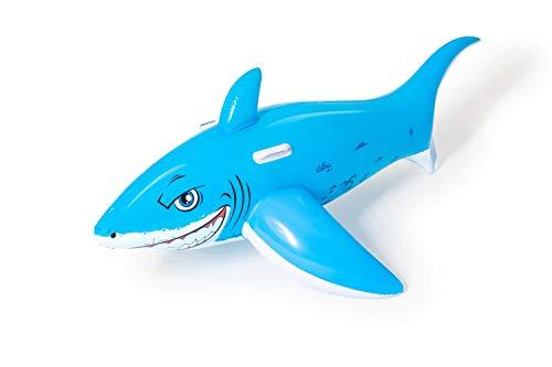 Bestway Schwimmtier Weißer Hai, ab 3 Jahren, 183 x 102 cm
