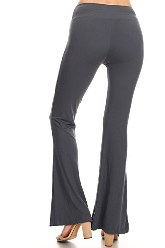 Leggings Depot Women's Popular Print Premium Jogger and Stylish Palazzo Pants
