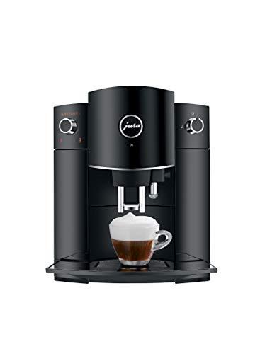 Jura D6 Automatic Coffee Machine, 1, Black