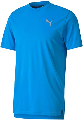 PUMA Men's Laser CAT Running TEE, Nrgy Blue, XL