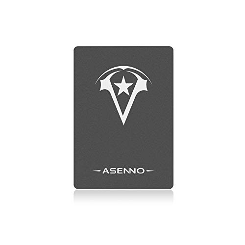 ASENNO SSD Solid State Drive 480GB 500GB SSD 2.5 Inch SATAIII 6GB/s Internal Solid State Hard Drive with 512M Cache and sata3 Cable for Notebook Tablet Desktop PC