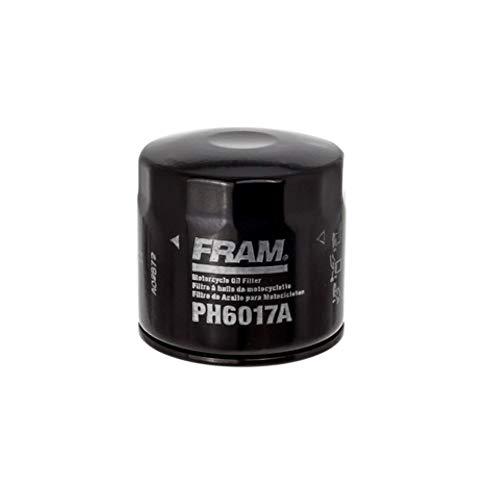 Fram PH6017A Spin-On Full-Flow Oil Filter for Motorcycles