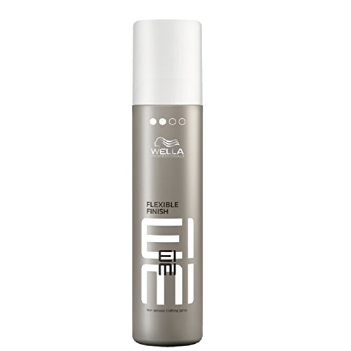 Wella EIMI Flexible Finish Haarspray ohne Treibgas 1 x 250 ml Styling Fixing Hairspray Modellierspray aerosolfrei by Wella