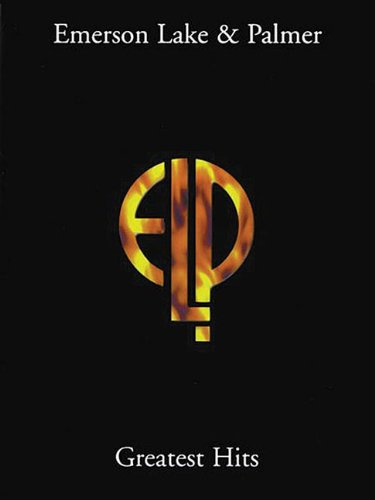 Emerson, Lake And Palmer: Greatest Hits (Album): Noten für Gesang, Klavier (Gitarre): P/V/G Folio
