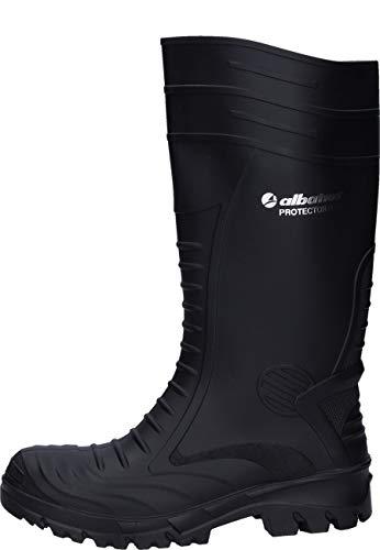 ALBATROS Protector Plus Black HIGH Sicherheitsstiefel Gr. 40
