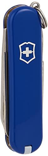 Victorinox Swiss Army Classic SD Pocket Knife, Cobalt Blue