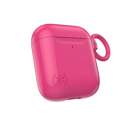 Speck Products CandyShell - Custodia per Airpods Apple (Gen 1/2), colore: Rosa bacca