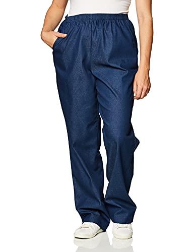 Alfred Dunner Women'S Petite Short Denim Pant, Denim, 12P
