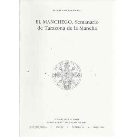 El Manchego, semanario de Tarazona de la Mancha