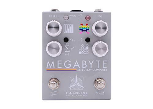 Caroline Guitar Company Megabyte Lo-Fi Delay Computer Guitar Effects Pedal