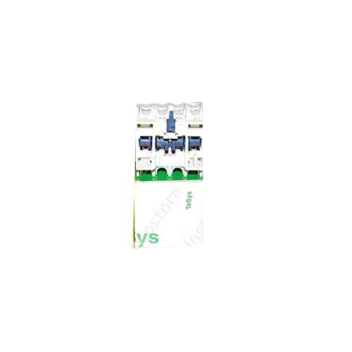 Schneider Electric/Telemecanique ladn22Contacto Bloque, 2no/2NC, tornillo
