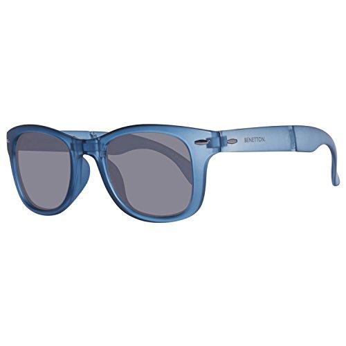 United Colors of Benetton BE987S02 Gafas de sol, Blue, 51 Unisex