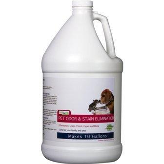 Unique Pet Odor & Stain Eliminator 128oz.