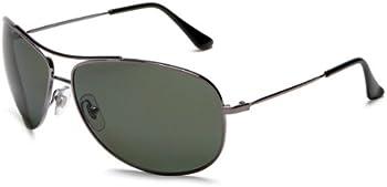 Ray-Ban Rb3293 Metal Aviator Sunglasses