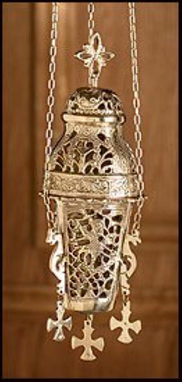 真実ブレーク原油Ornate Hanging Incense Burner