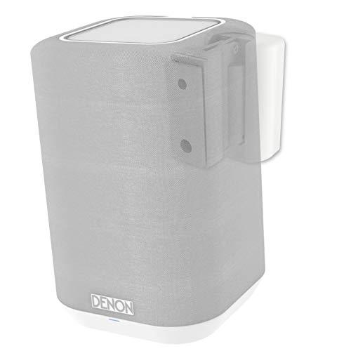 Cavus CMDH150W - Soporte de pared giratorio e inclinable para altavoces inteligentes...