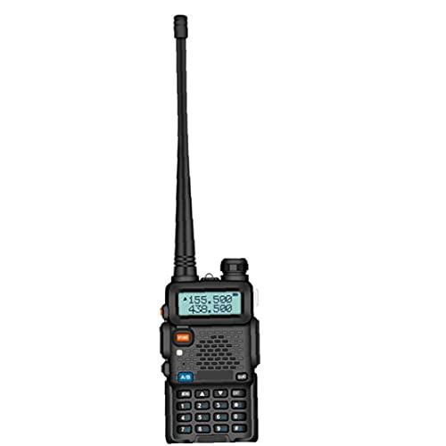 Compatibile con Baofeng UV-5R adulti walkie-talkie ricetrasmettitore radio a due vie per la sopravvivenza di campeggio esterna