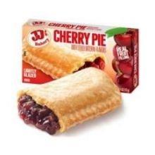 JJs Cherry Pie Dessert -- 48 per case.