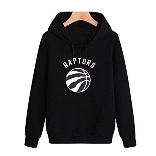 Shelfin NBA Lakers/Warriors/Raptors/Nets trui met capuchon, sport- en vrijetijdsbovenstukken, heren-sweatshirt met lange mouwen van jersey
