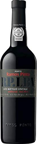 Ramos Pinto Late Bottled Vintage RP.LBV 2015 in Geschenkpackung Portwein (1 x 0.75 l)