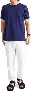 [フィルメランジェ] ELMES エルムズ ロゴ刺繍 Tシャツ (メンズ レディース)
