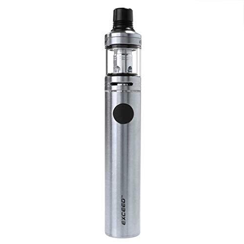 Joyetech Exceed D19 Kit 1500 mAh / 40 Watt, Tankvolumen 2 ml, Durchmesser 19 mm, Riccardo e-Zigarette, silber