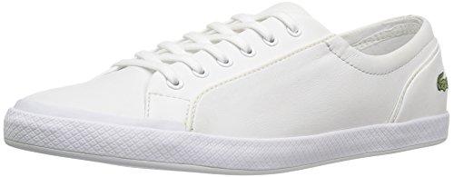 Lacoste Women's Lancelle Bl 1 Shoe, White, 9 M US