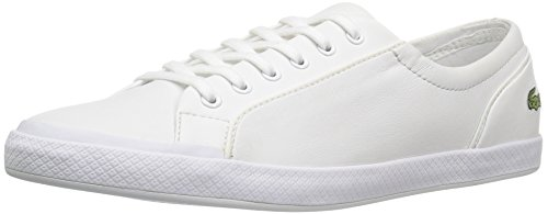 Lacoste Women's Lancelle Bl 1 Shoe, White, 7.5 M US