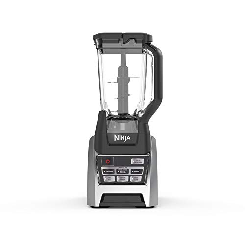Ninja BL688C Blender 1200, Black & Chrome