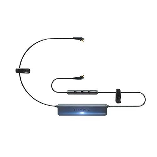 Etymotic Etymotion Wireless Bluetooth Cable with AKM Velvet Sound DAC and Amplifier…, ERETYMOTION-BT, Black