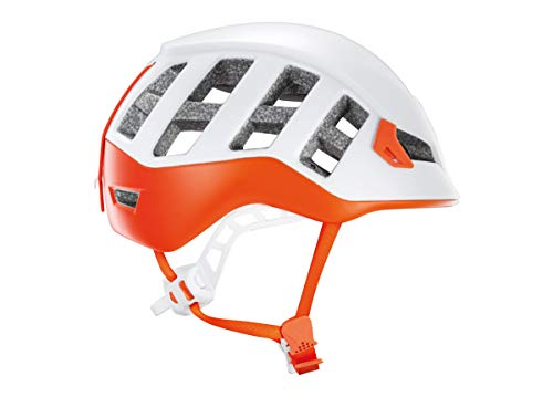 PETZL Unisex– Erwachsene Meteor Helm, rot/orange, S/M