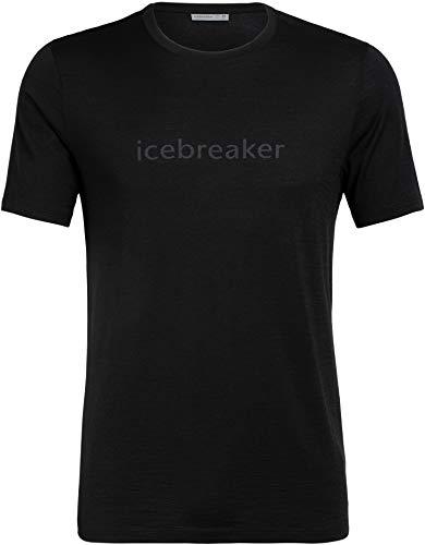 Icebreaker Camiseta de Manga Corta Modelo Mens Tech Lite SS