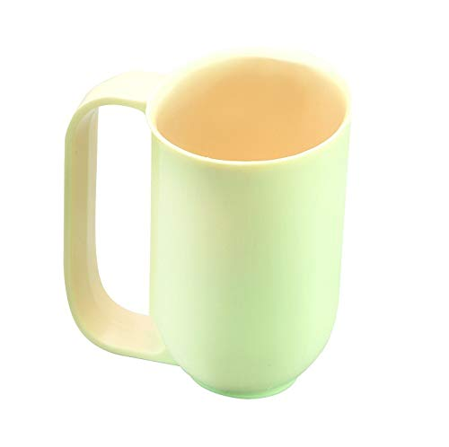 Dysphagie-Tasse beige