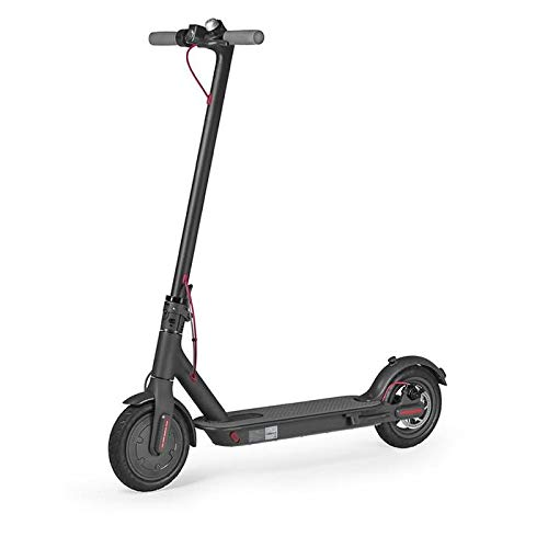 Photo of Xiaomi Electric Scooter Mi M365, max speed 25km/h, fully foldable & adjustable, comes with full UK Warranty, Includes 2 Spare Tyres- Black
