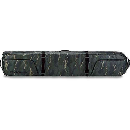Dakine Unisex High Roller Snowboard Bag - Olive Ashcroft Coated, 165CM