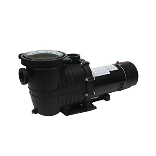 iMeshbean 1.5HP/2HP In Ground Swimming Pool Pump Motor with Strainer Above In Ground 115-230v (1.5 HP)