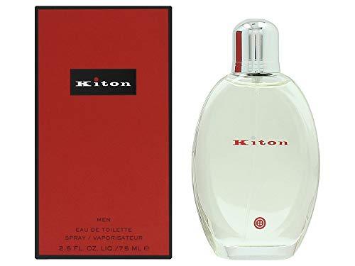 Kiton Men Eau de Toilette, Uomo, 75 ml