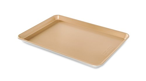 Nordic Ware Naturals Aluminum NonStick Baker's Half Sheet