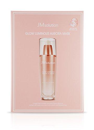 JMsolution Glow Luminous Aurora Mask 10pcs/New in Box Korean Beauty JM Solution
